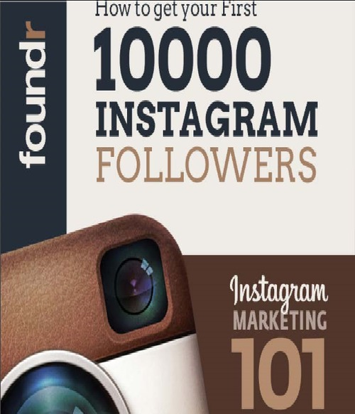 Product picture Get your first 100.000 Instagram followers
