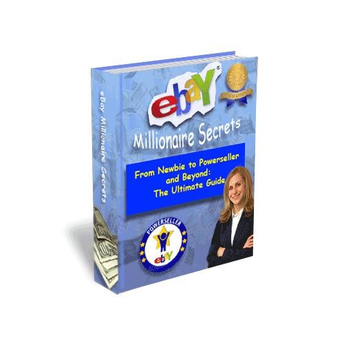 Product picture eBay Millionaire secrets